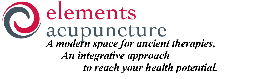 Acupuncture Elements Logo